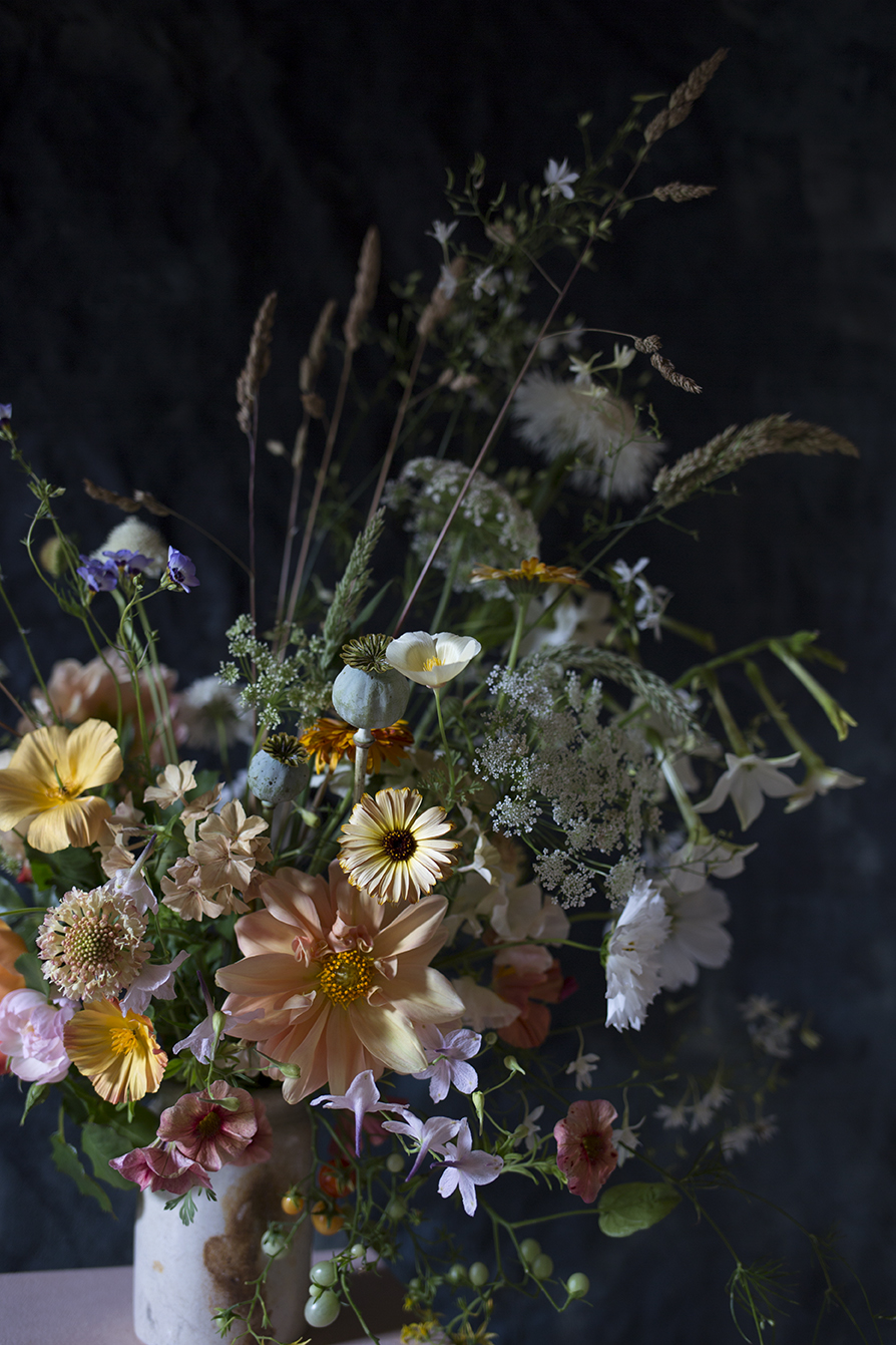 Summer Flower Arrangement Aesme Flowers London
