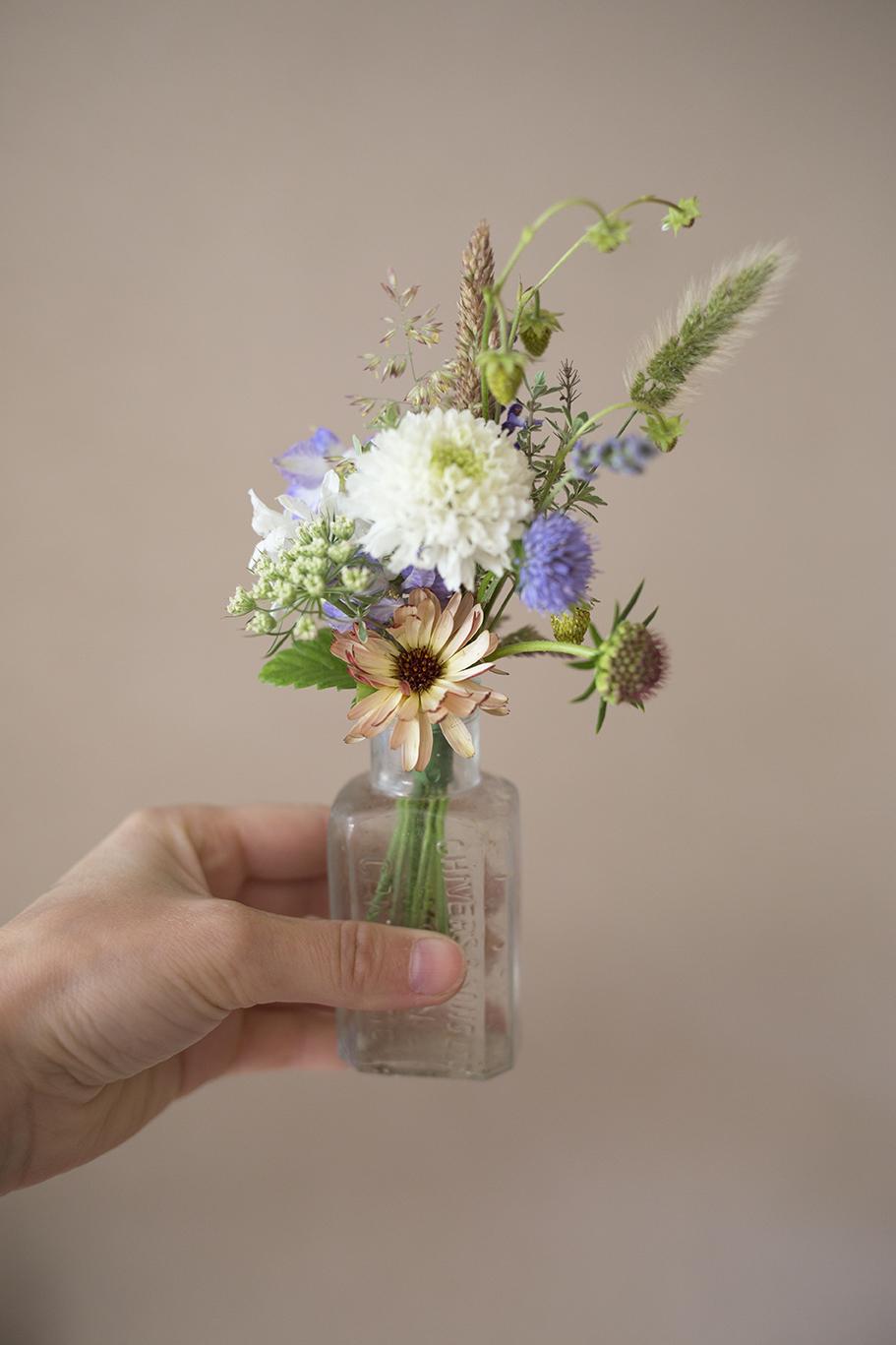 Buttonhole Aesme Flowers London