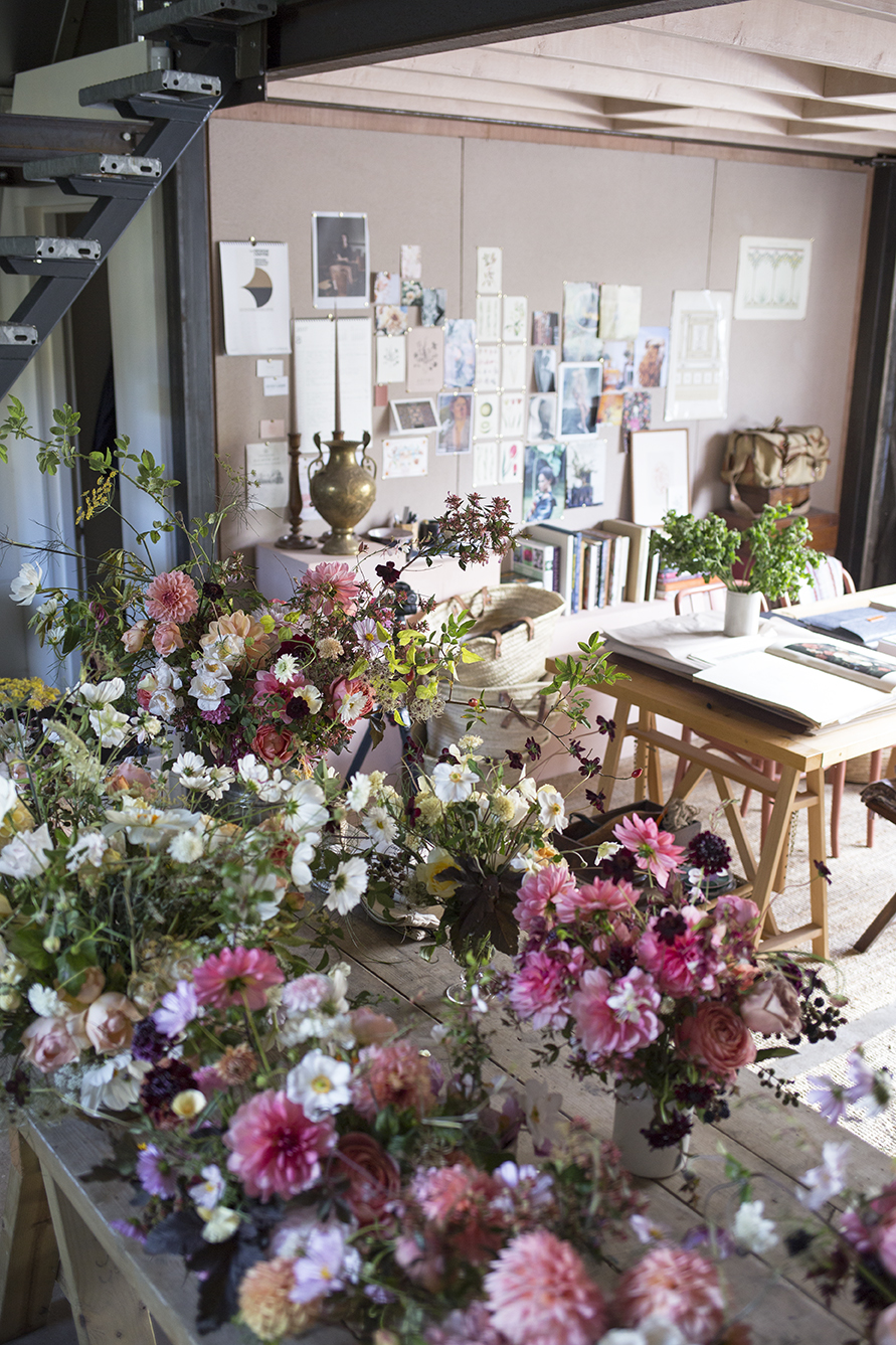 The Flower Studio Aesme Flowers London