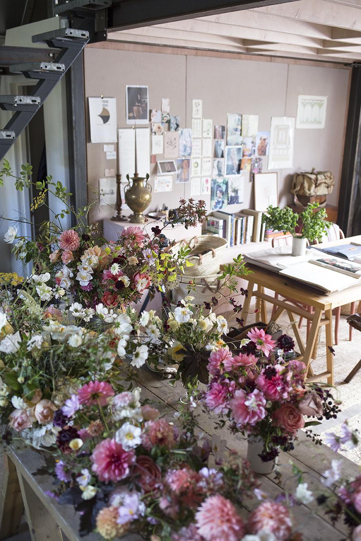 The Flower Studio Aesme Flowers London