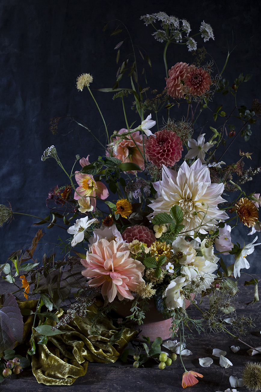 Dutch Masters Arrangement Aesme Flowers London