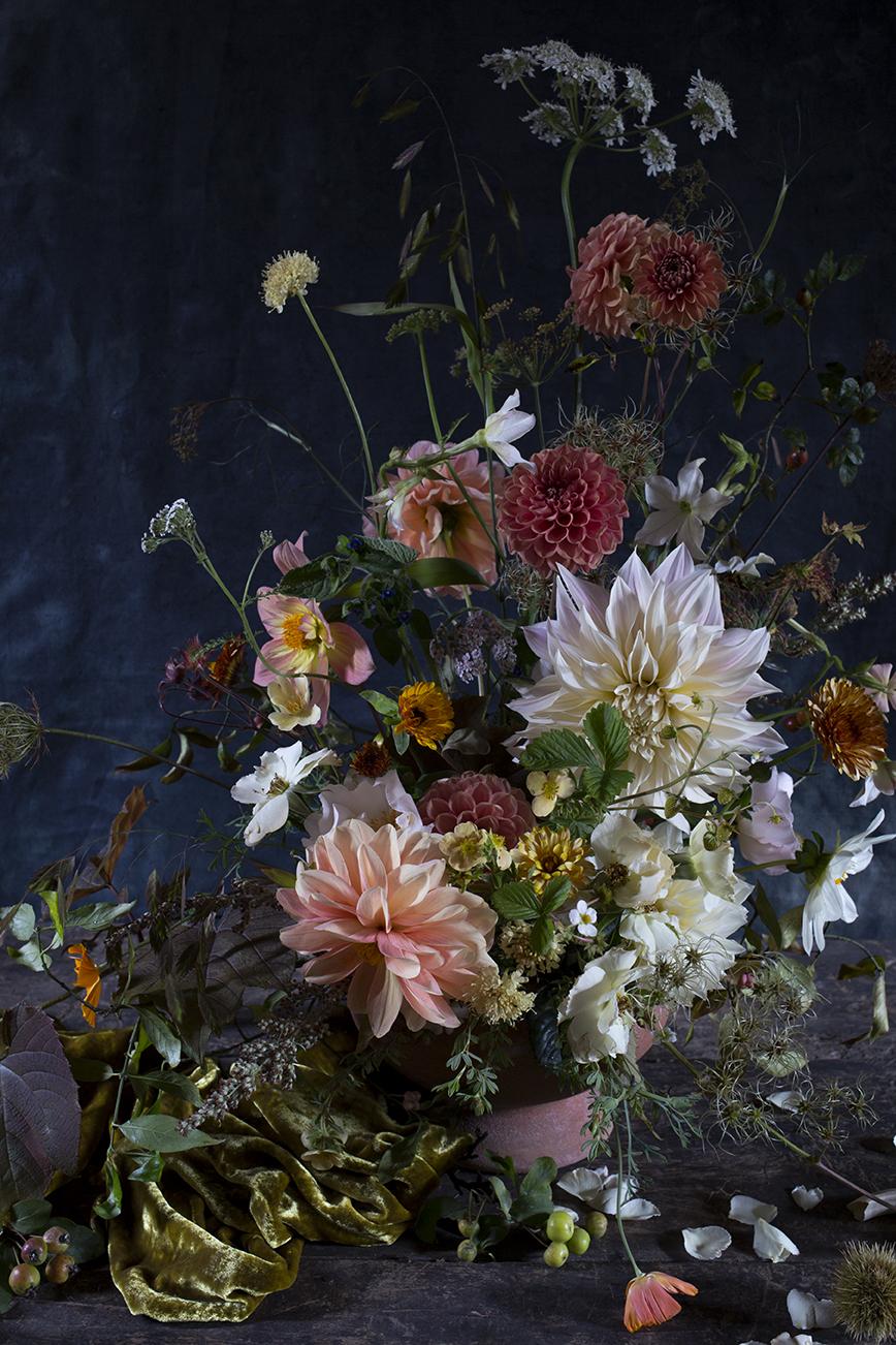 Dutch Masters Arrangement Aesme Flowers London