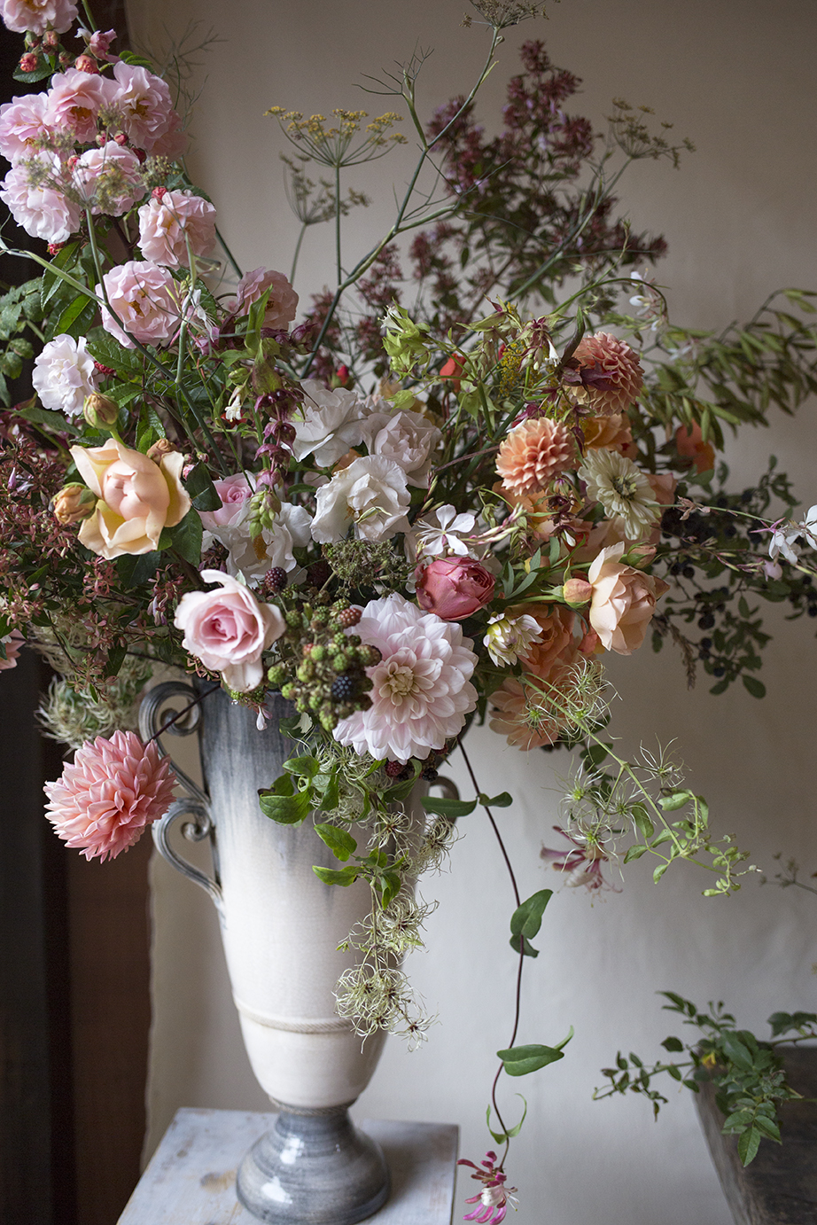 Floral styling & events | Aesme Flowers London