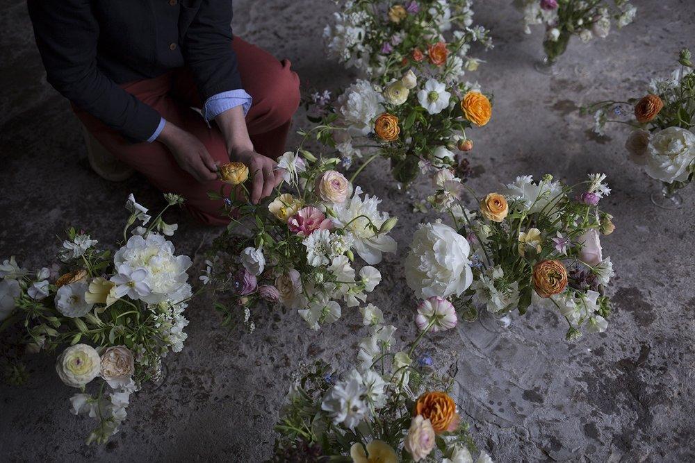 Aesme Flowers London | Wedding Flowers