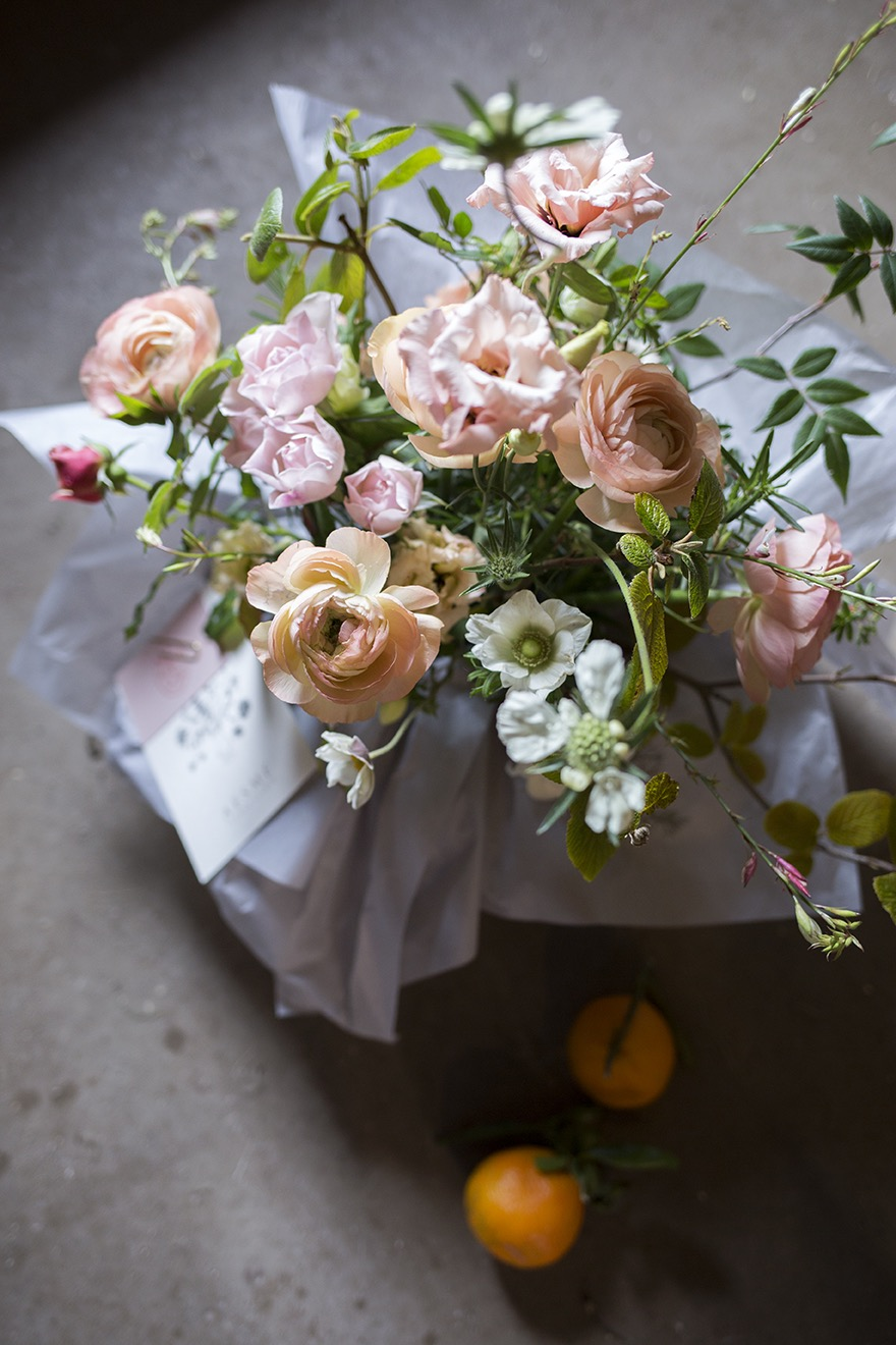 Aesme Flowers London | Wedding Flowers
