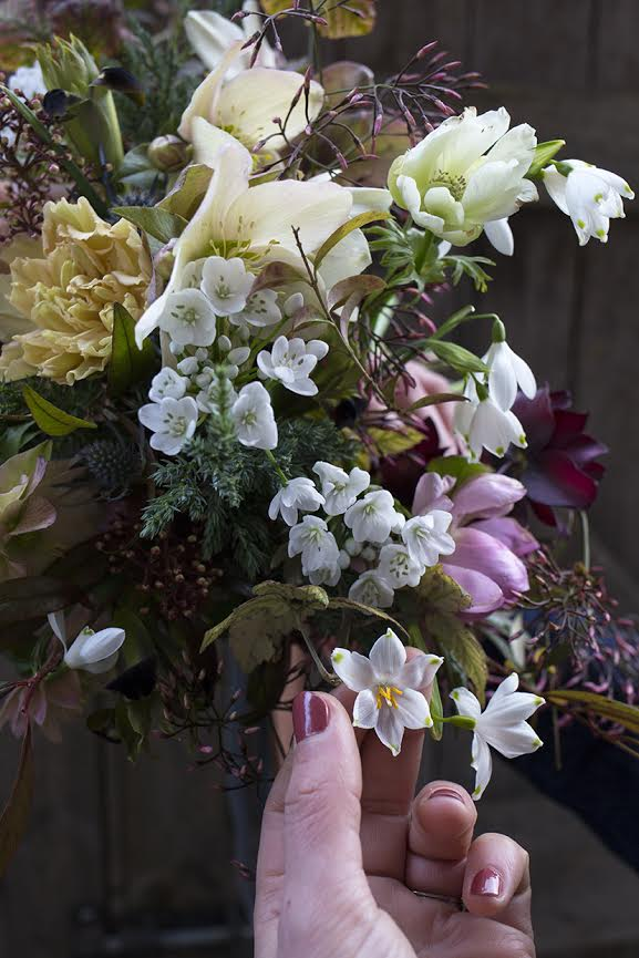 Aesme Flowers London | Spring Bouquet