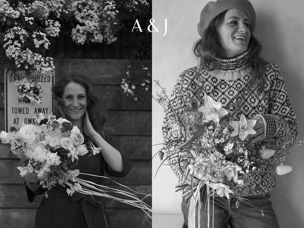 Aesme Flowers London | Alex and Jess