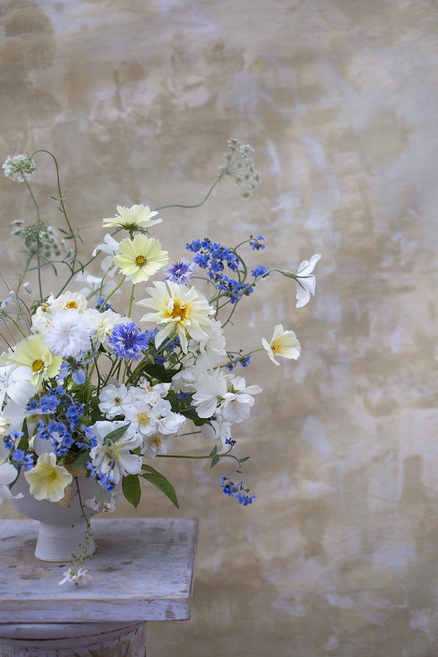 Aesme Flowers London | June Centrepiece