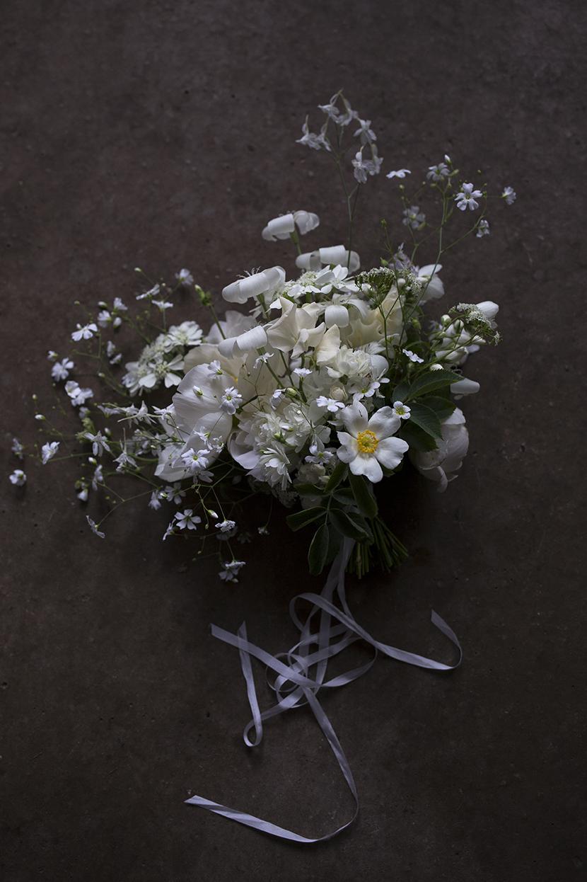 Aesme Flowers London | Bridal bouquet