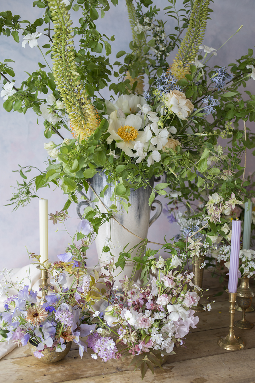 Aesme Flowers London | Large urn arrangement