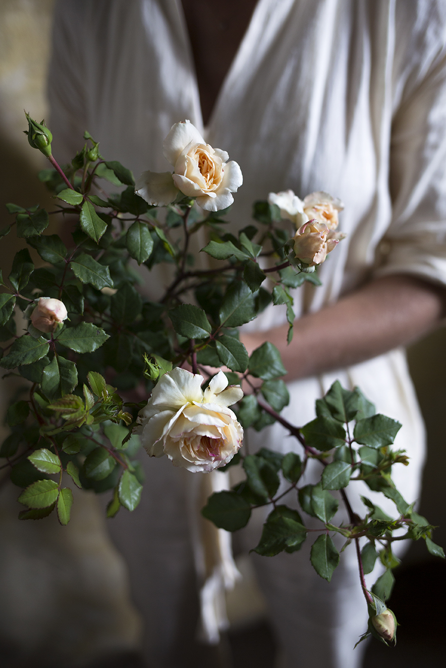 Aesme Flower Studio creates floral designs for weddings of all sizes in London and around the UK