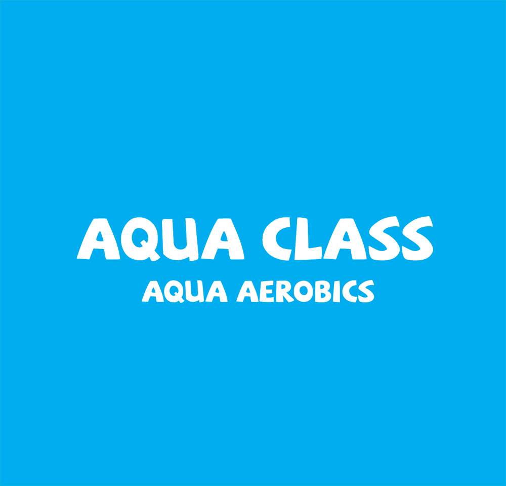 Join in on this fun way of  keeping fit.   Classes are  lively and upbeat.   A class size is a maximum of 8 swimmers and is of 45 minutes duration.