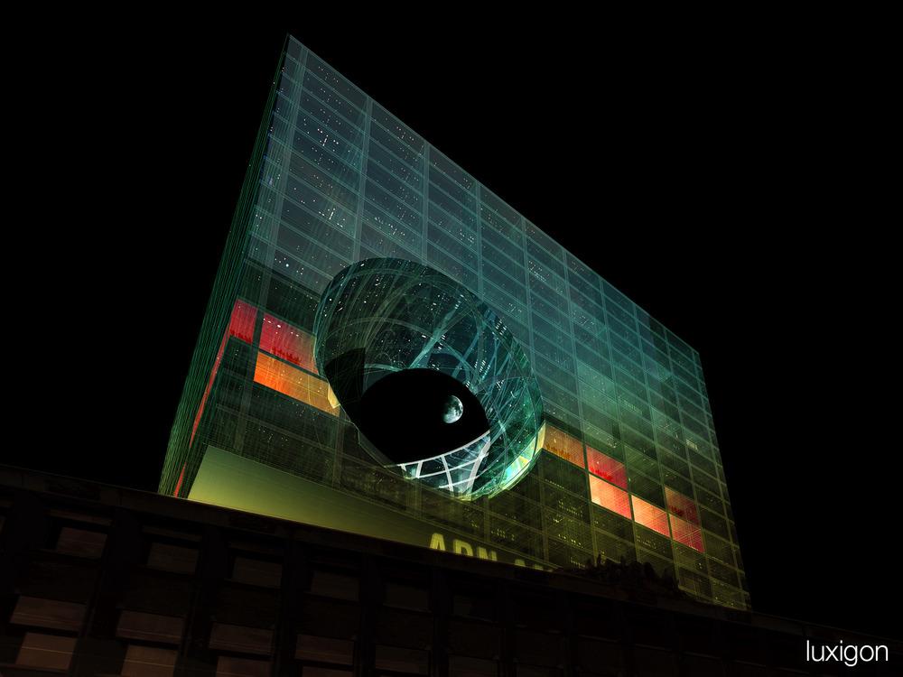 OMA - Coolsingel - Rotterdam, NL