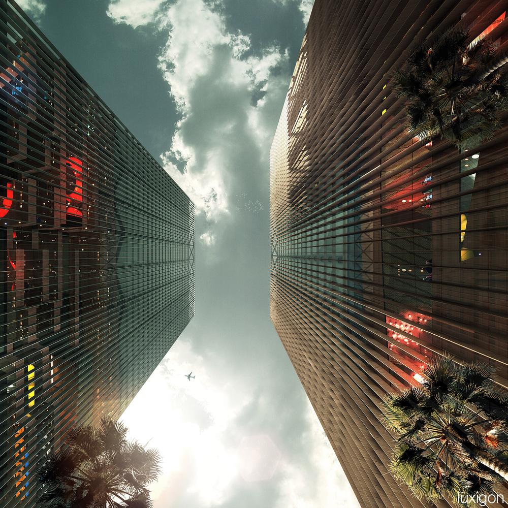 REX - CLC & MSFL Towers - Shenzhen, CN