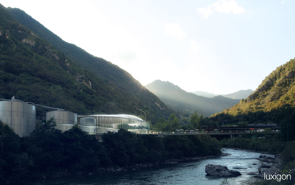 SNOHETTA - San Pellegrino, IT