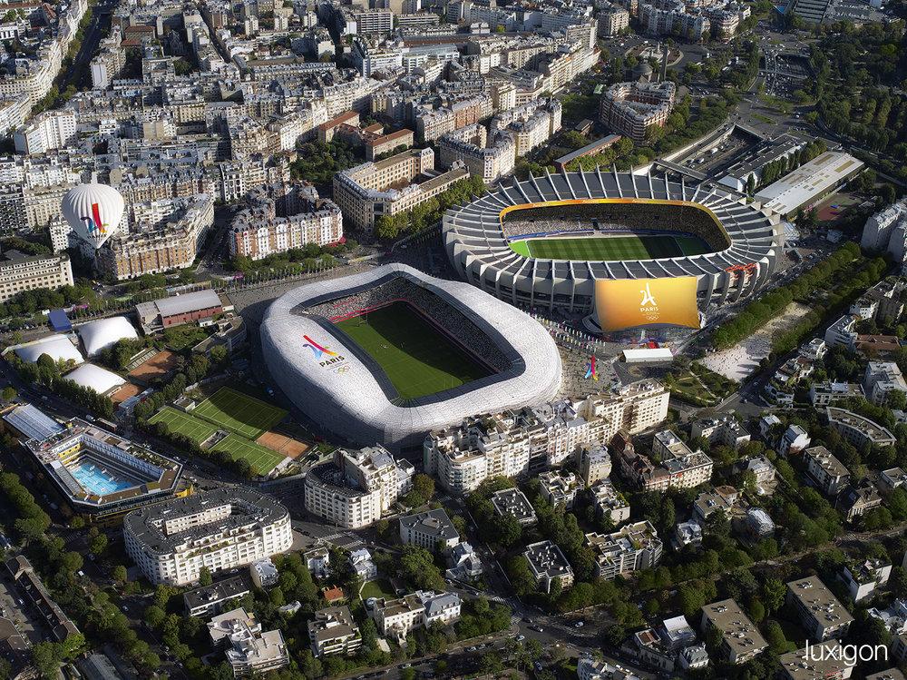 PARIS - Jeux Olympiques 2024 - Paris, FR