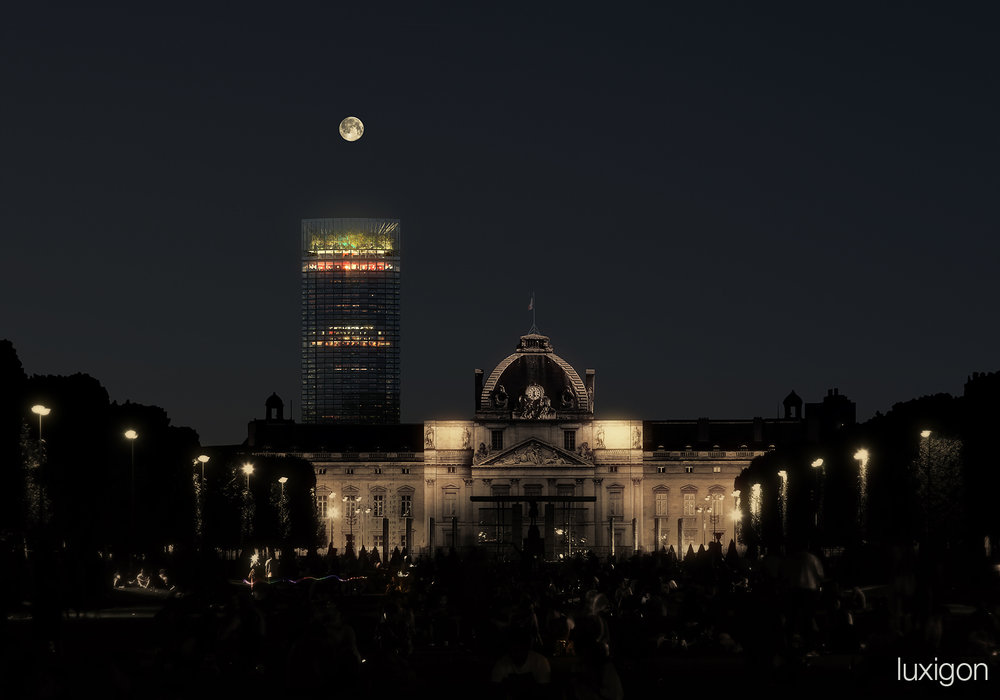 Nouvelle AOM - Tour Montparnasse - Paris, FR