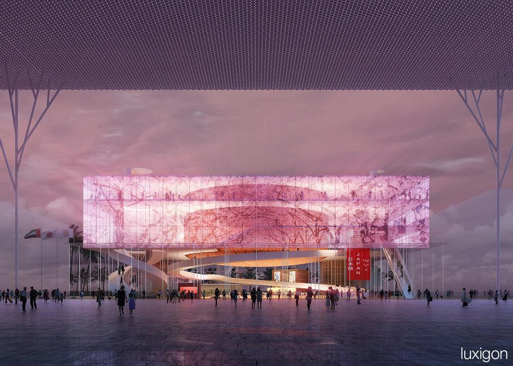MIKAN - Japanese Pavilion - Dubai, UAE