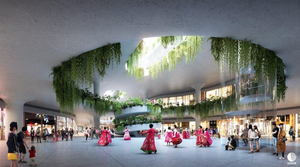 AZPML - Gangnam Intermodal Transit Centre - Seoul, KR