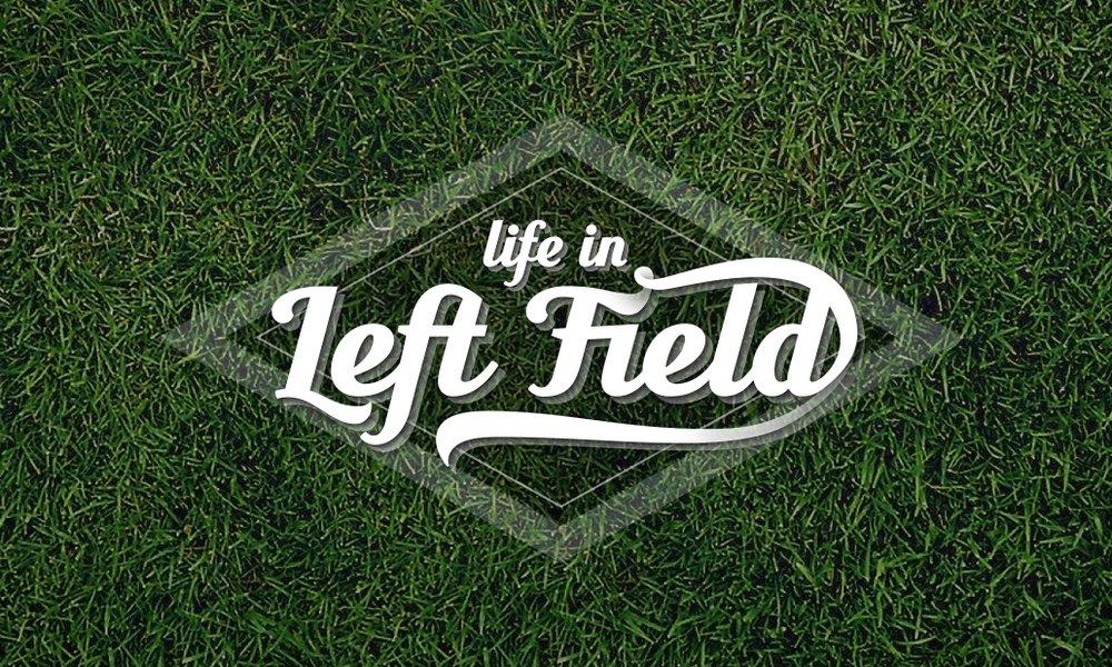 Life in Left Field Logo