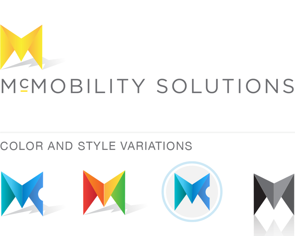 McMobility Solutions Logo Exploration - v3