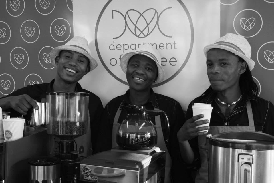 DEPARTMENT OF COFFEE