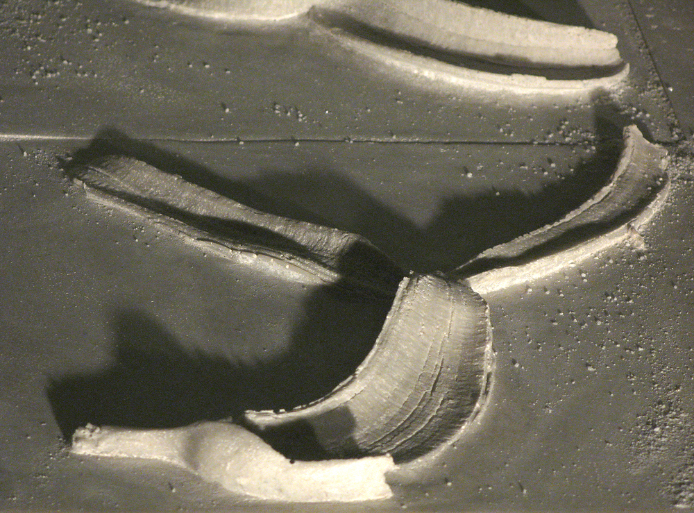 Detail of CHOREOGRAPHY