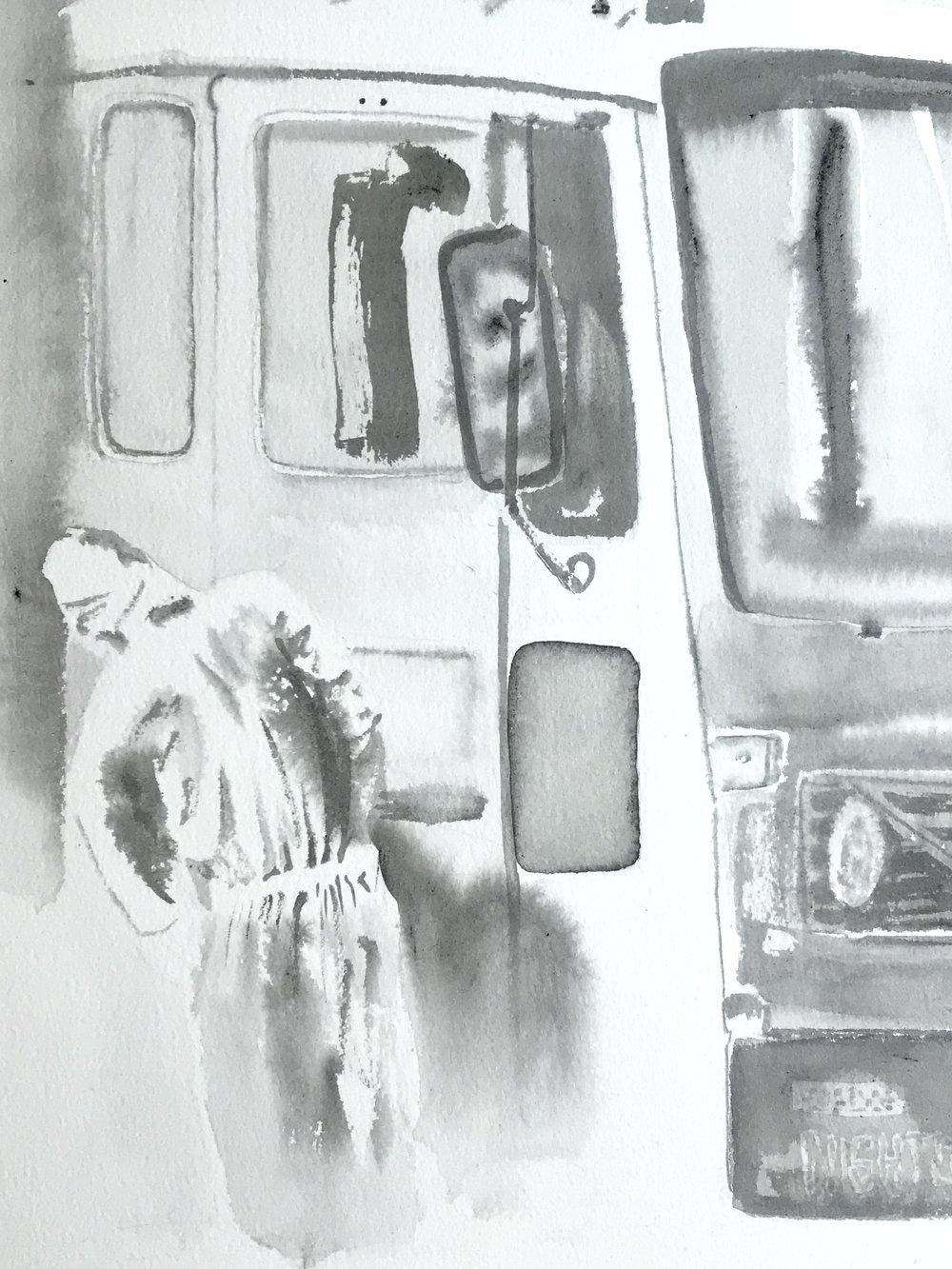Detail of FUGUE