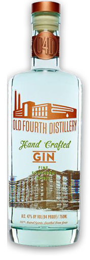 Old Fourth Gin