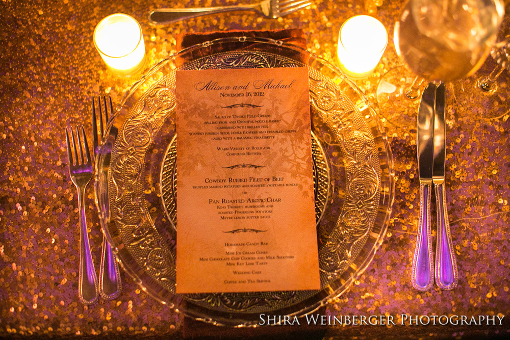 clear-charger-plate-menu-wedding