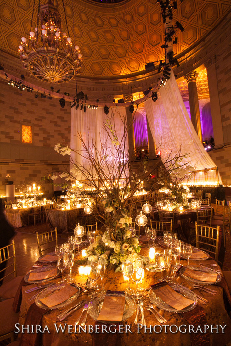 gotham-hall-wedding-enchanted-tree-forest
