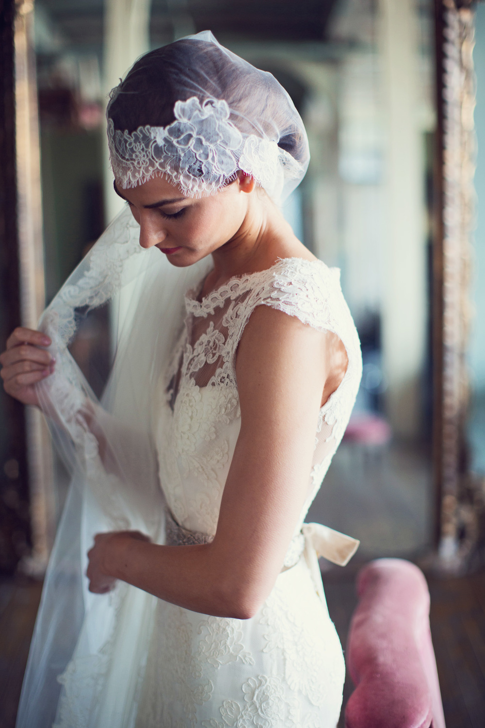 boho-bride-headpiece-lace-dress-veil