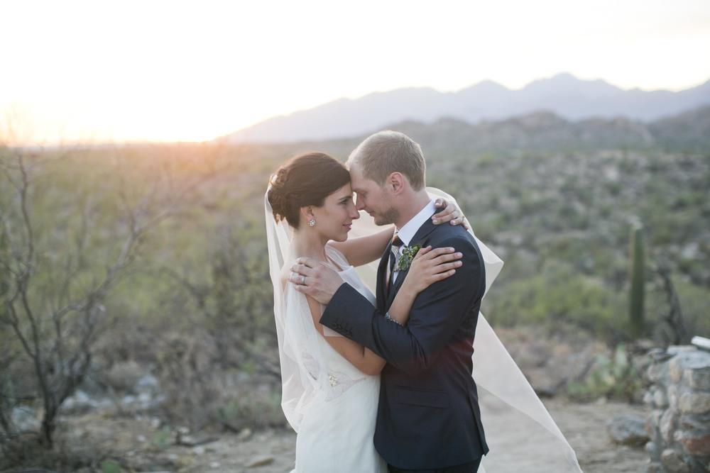 Anja + Ben // Desert Romance // TANQUE VERDE RANCH, TUCSON, AZ