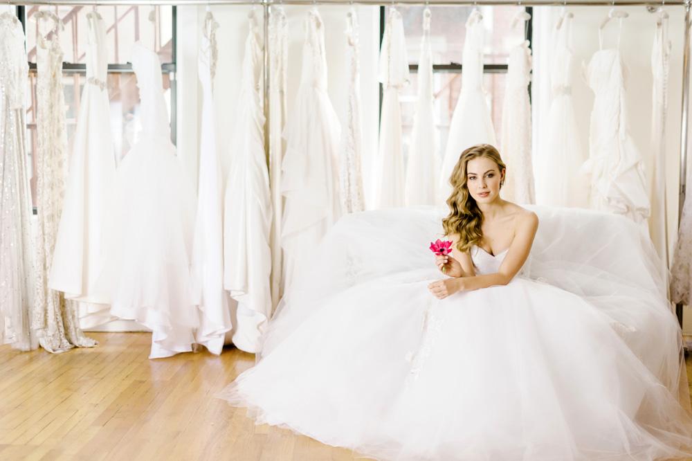 Gabriella Bridal Salon 2014 Ad Campaign