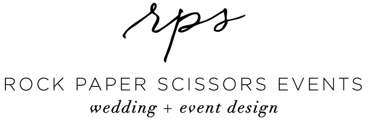 Rock Paper Scissors Events | Event Design & Styling NYC and San Diego