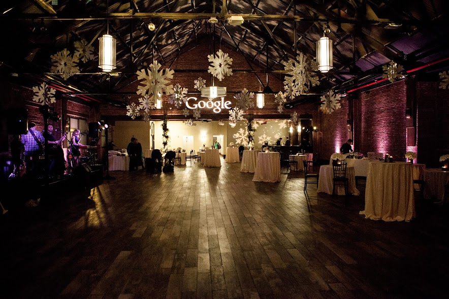 GOOGLE LOCAL GUIDES Holiday Party  //  26 BRIDGE