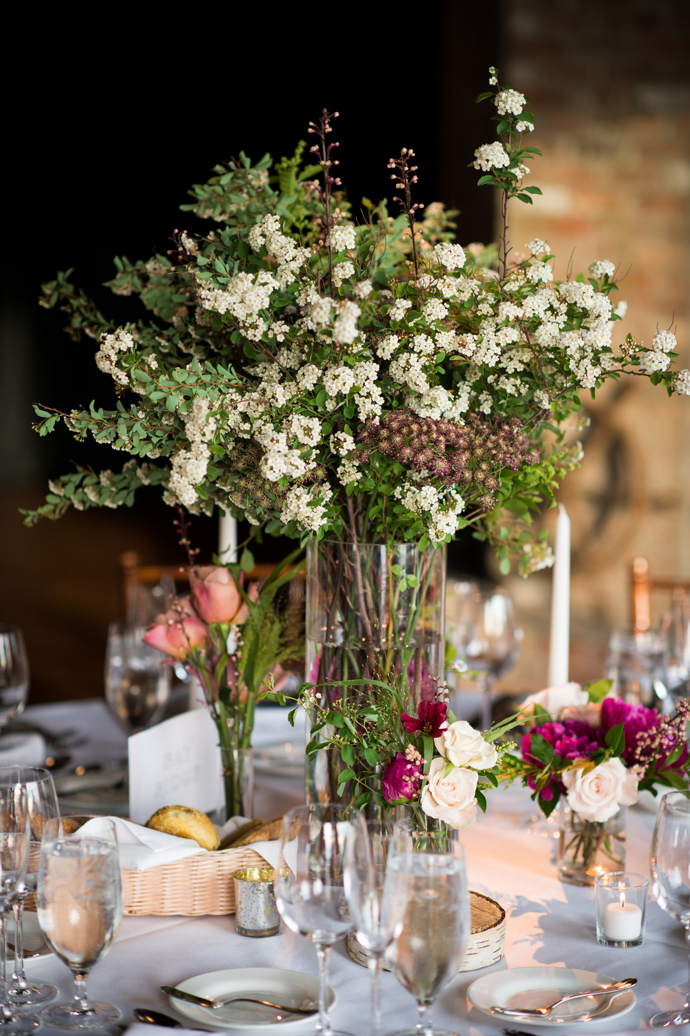 tall-white-natural-green-centerpiece-liberty-warehouse