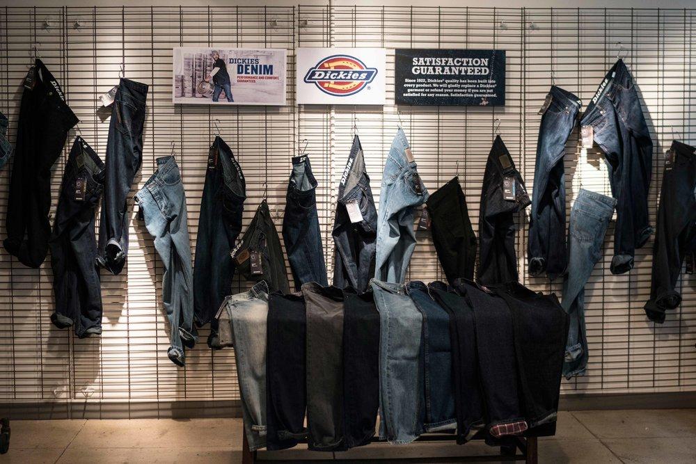 Dickie's-Denim-Fashion-Week-Event