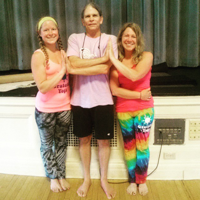 Me, David Williams and my mom, Kathy Taggart. May 2015