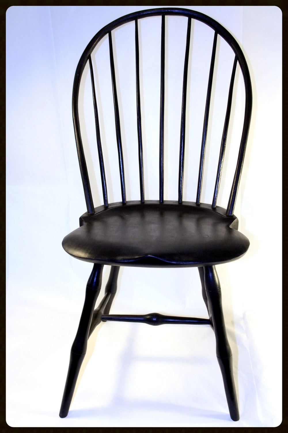 Bow Back Windsor Chair