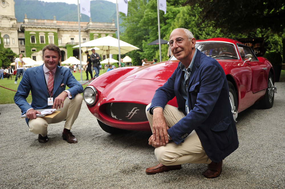 Concorso di eleganza Villa d'Este 2014    more info