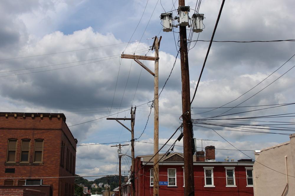 Geocaching around Pittsburgh