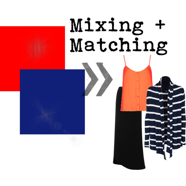 Mixing and Matching Colors