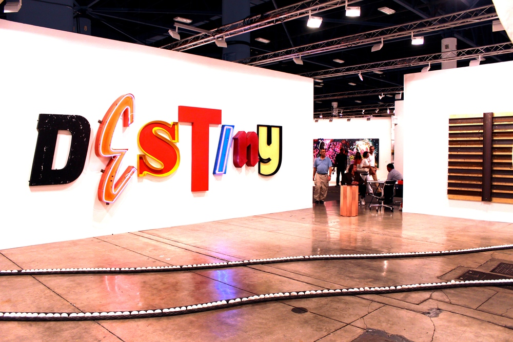 Miami Art Basel Destiny