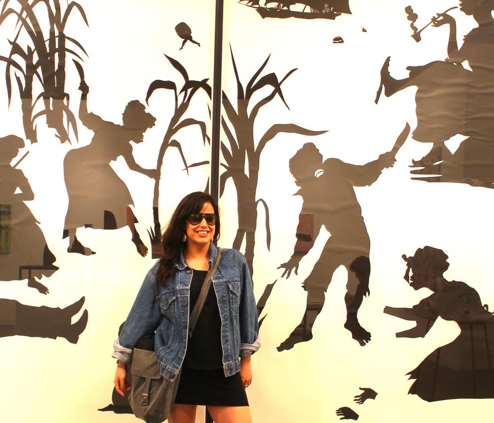 Kara Walker Art Basel Miami
