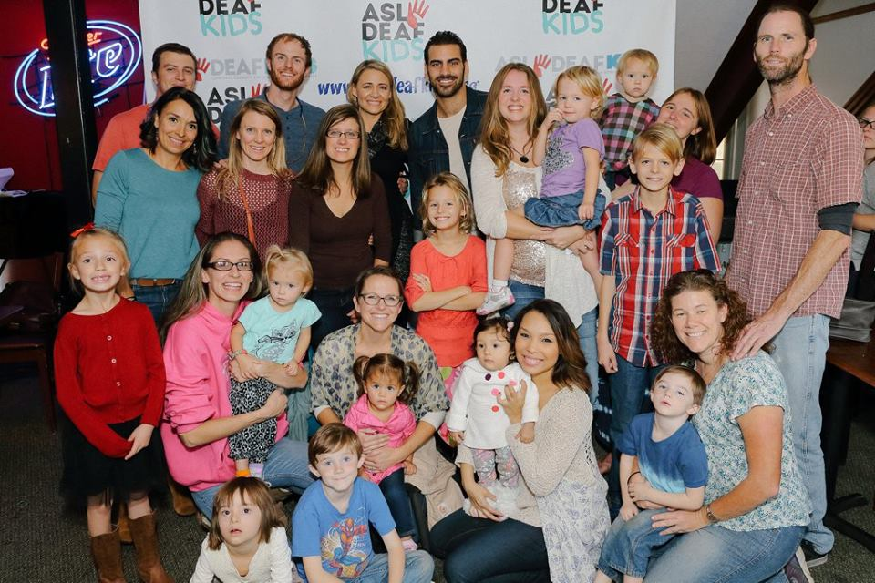 Nyle Dimarco event