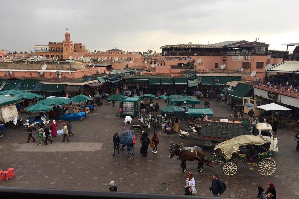 Medina, Marrakech