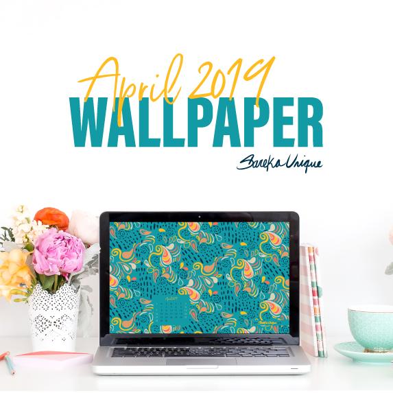 Sareka Unique April 2019 Desktop Wallpaper