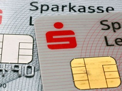 Smartcard with Hospital's Logo