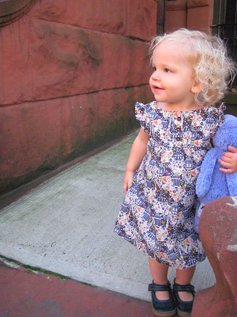 Franklin dress Brooklyn Pattern Co. 4